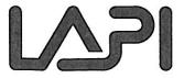 certificato pannello fonoassorbente lastra bugnata lapi