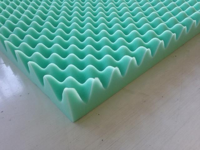 pannello fonoassorbente lastra bugnata mm base 10 altezza